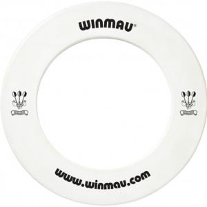 Winmau Dartboard Surround (белого цвета)