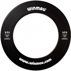 Winmau Dartboard Surround (черного цвета)